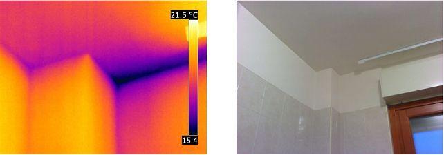 termografia condensa