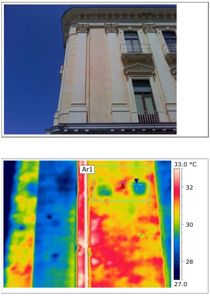 termografia facciate